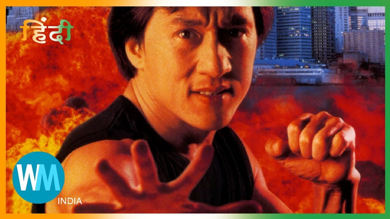 Top10 Jackie Chan Movies (Hindi)
