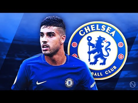 EMERSON PALMIERI - Welcome to Chelsea - Crazy Skills, Tackles & Runs - 2017/2018 (HD)