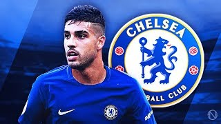 EMERSON PALMIERI - Welcome to Chelsea - Crazy Skills Tackles amp Runs - 20172018 HD