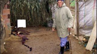 أهالي بلدية بوقرة يجهزون للرحيل إثر المجزرة 24-04-1997 Algérie Massacre
