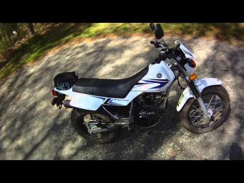 Yamaha xt250 vs tw200 dual sport enduro motorcycle for Yamaha 221 vs 222