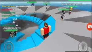 Playing roblox with Narwgunminer!!!