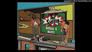 Digga D x Russ - Mr. Sheeen INSTRUMENTAL [Prod. Gotcha] [Loop]