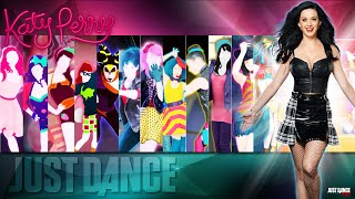 Download Just Dance | Katy Perry | JD1 - JD2016 | History in Just Dance Mp3 and Videos