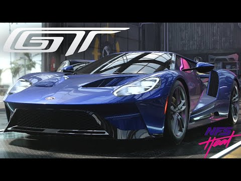 Need For Speed Heat - V8 SWAPPING a 17' Ford GT - Customization, Review, Top Speed