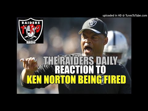 TRD RAIDio: Ken Norton FIRED Reaction Show