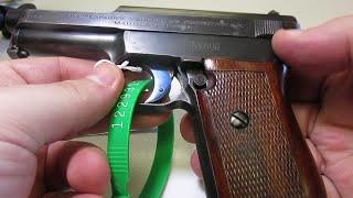 Маузер 1914 - Историческое Оружие. Один из пистолетов первой мировой войны.