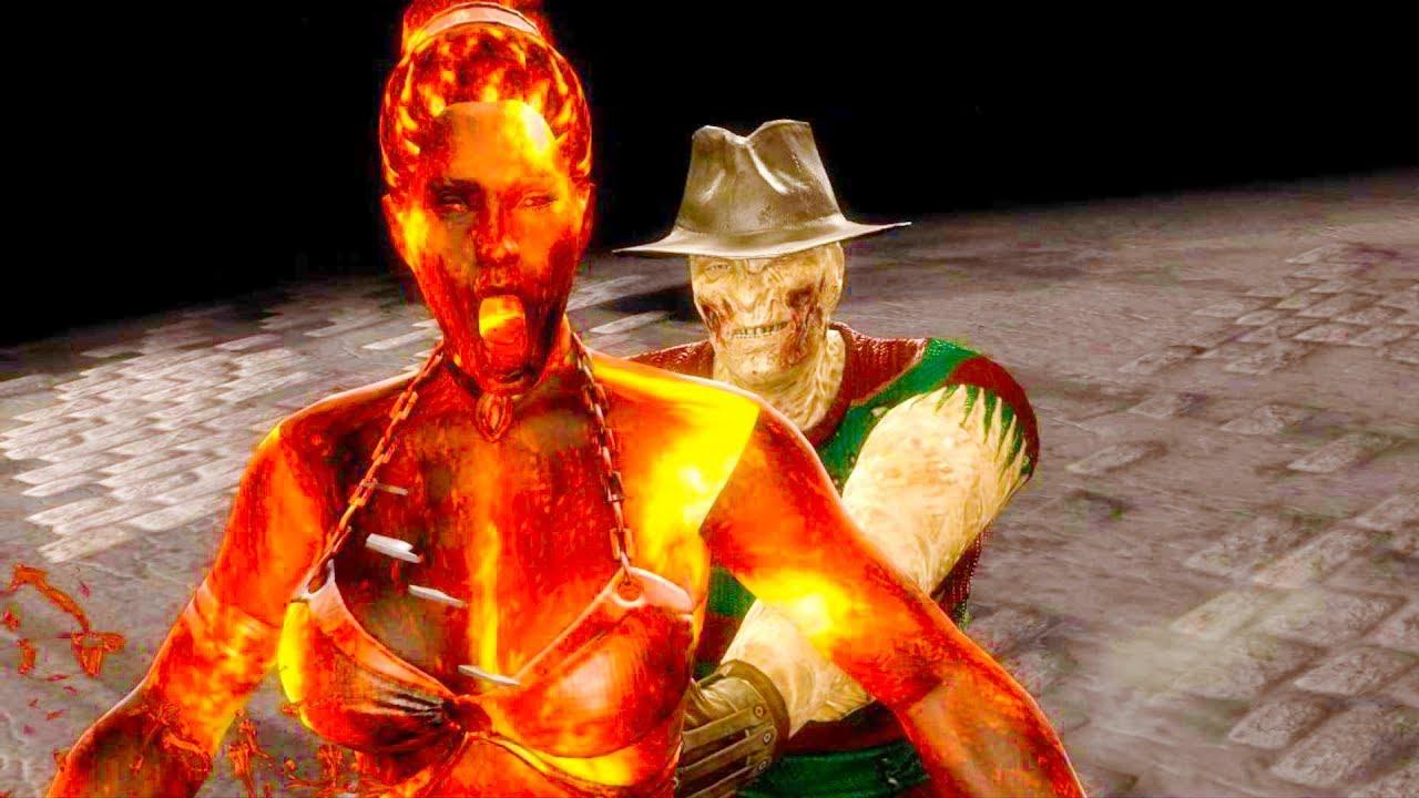 OUTWORLD COURTIER JADE SKIN DLC Gameplay in Mortal