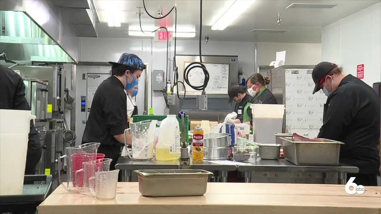 Life's Kitchen's new location is ready to welcome guests and more trainees