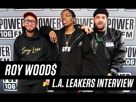 "Roy Wood$ Talks Drake Mentoring, New Album ""Say Less"" & The Come Up"