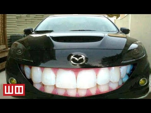 Creative & Crazy Car Modifications
