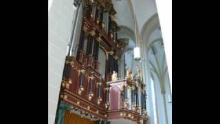Buxtehude - Komm Heiliger Geist, Herre Gott ( organ )
