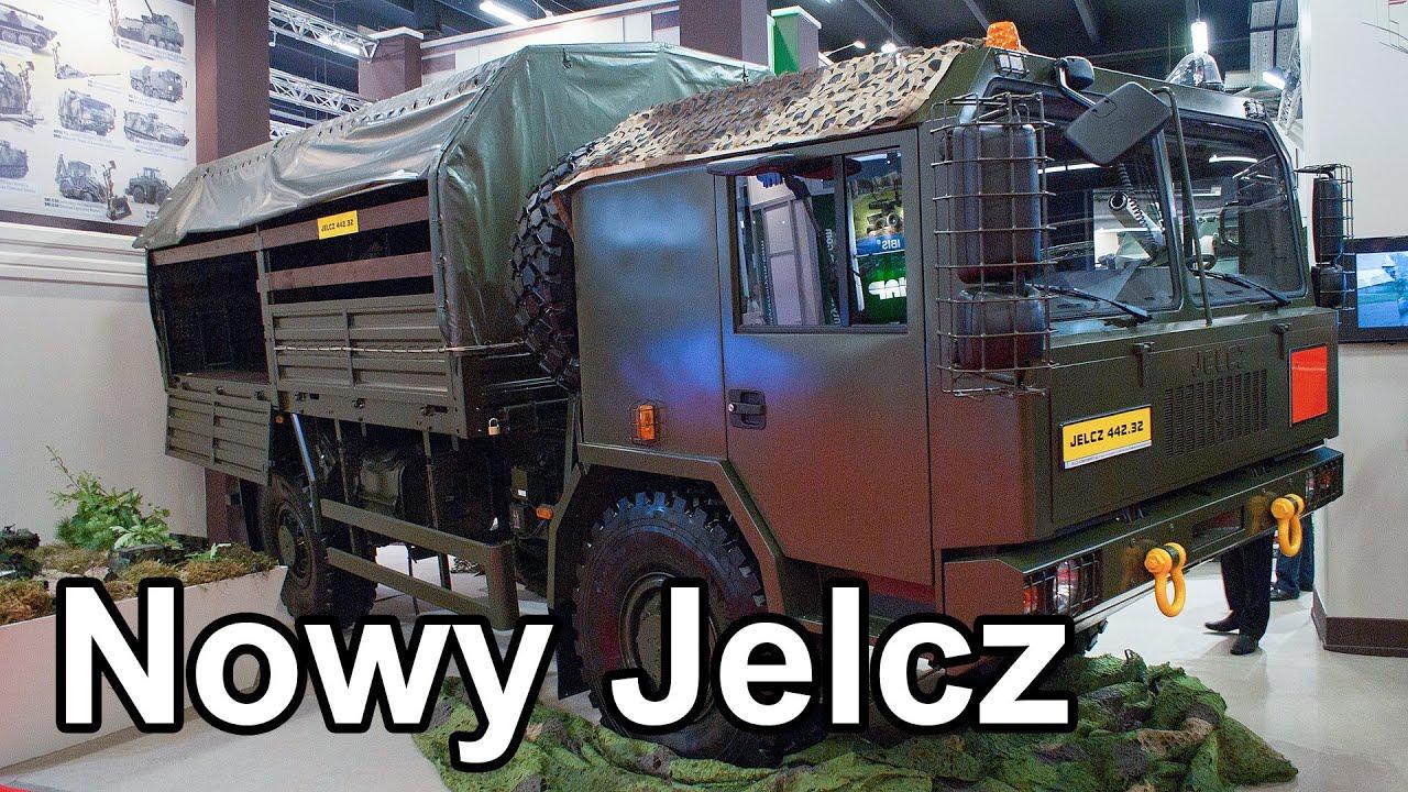 MSPO 2013 - Nowy Jelcz , ciężarówka wojskowa #gdziewojsko