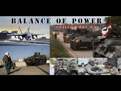 Falcon BMS 4.33 'Balance of power' campaign | Mission 1 - TASMO