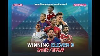 Download Patch All in One Winning Eleven 9 Update 2018
