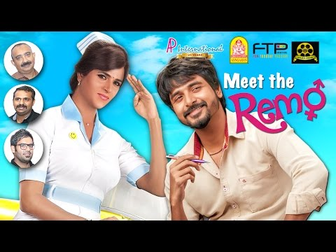 Meet The Remo Sivakarthikeyan Dubai Show...