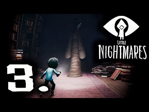 LITTLE NIGHTMARES SECRETS OF THE MAW DLC - THE RESIDENCE #3 - GAMEPLAY ESPAÑOL