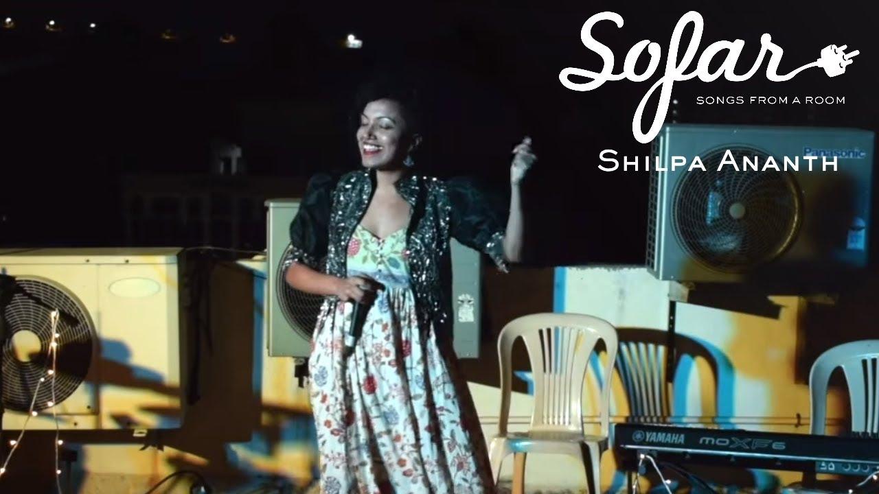 Shilpa Ananth - Enge Nee   Sofar Chennai