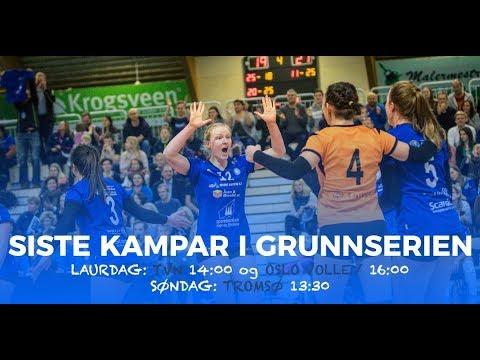 (D) Førde - Oslo Volley | Mizunoligaen Damer!