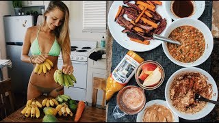 A Day Living on OAHU + How much we pay for rent   // Plant Based Vegan