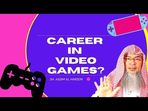 Career in Video Games Halal or Haram?   Sheikh Assim Al Hakeem