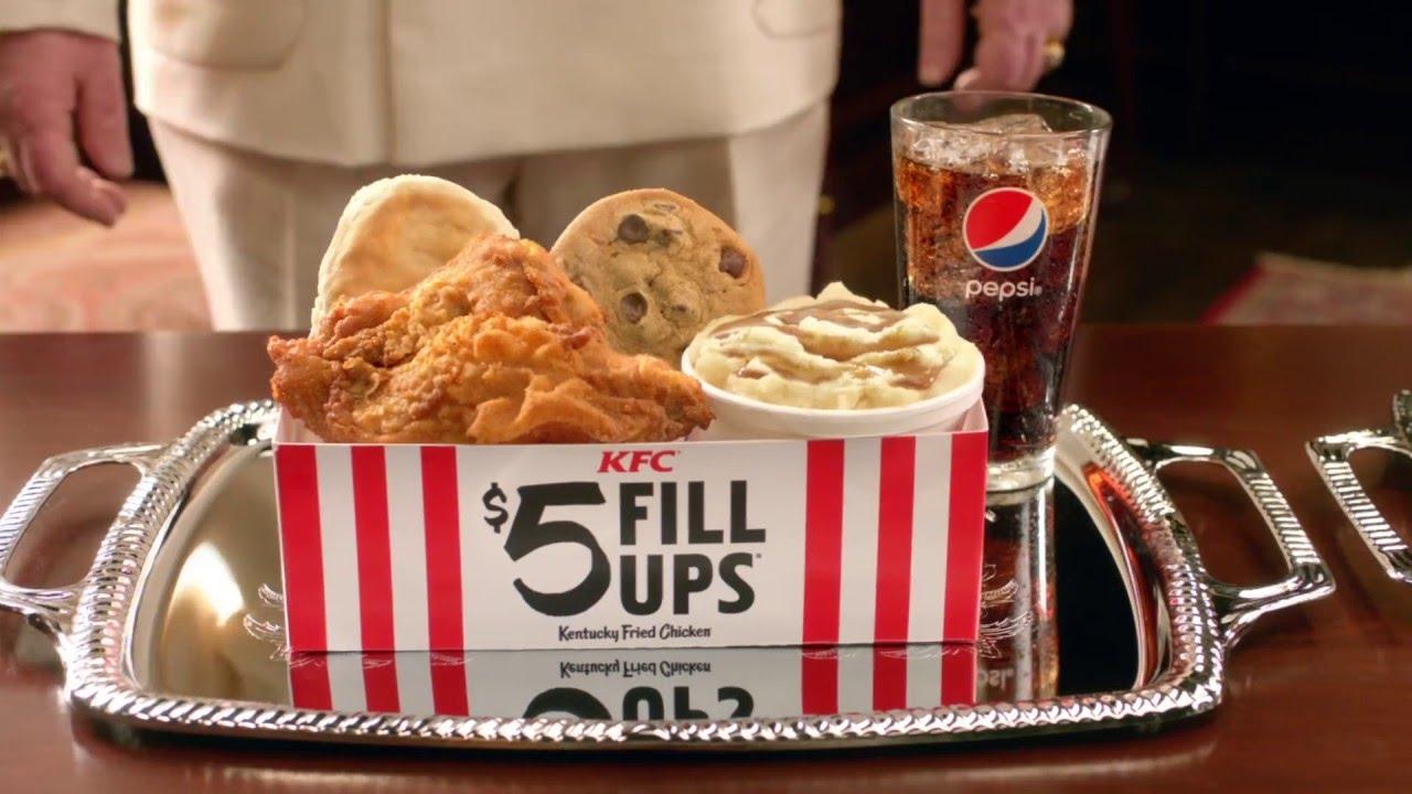 KFC FingerLickin FingerLickin FingerLickin... For 3 ...