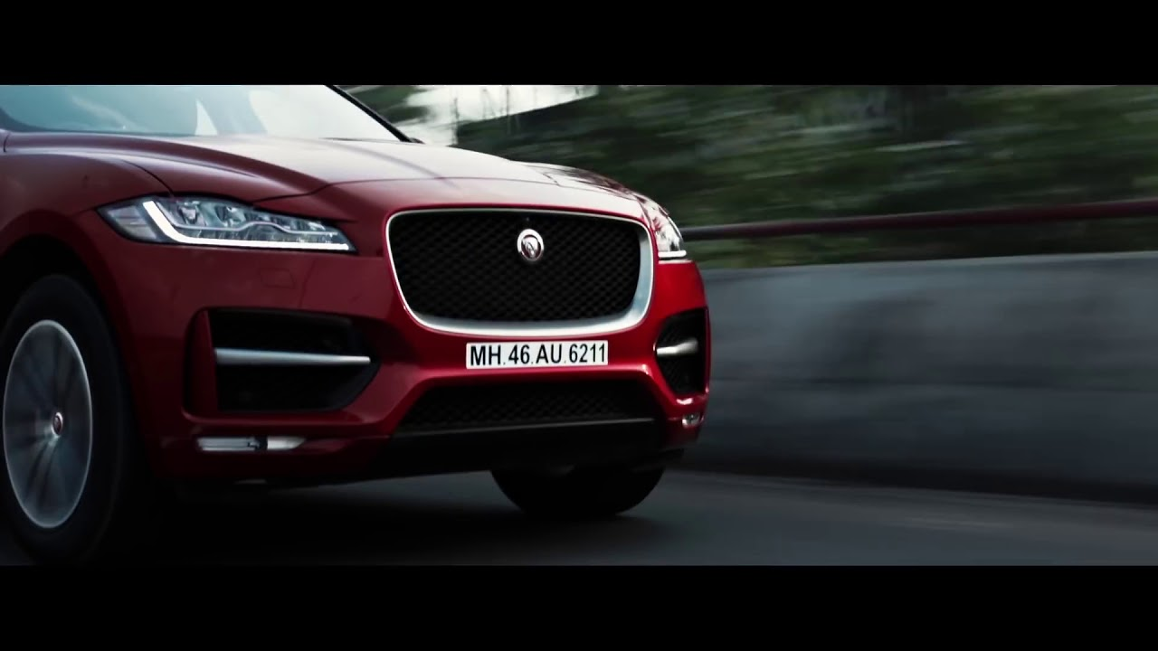 Great Jaguar F PACE | Now Made In India