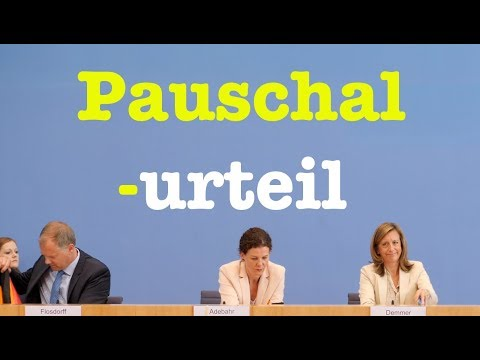 24. August 2018 - Bundespressekonferenz - RegPK