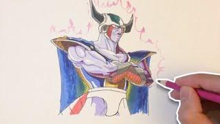 Dragon Ball: Drawing King Cold