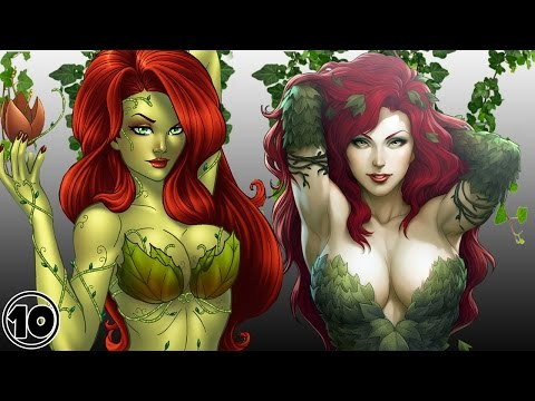 Top 10 Poison Ivy Shocking Facts