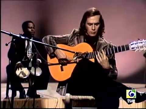 """Entre dos aguas"" (rumba flamenca) - Paco de Lucía (1976) - flamenco guitar"