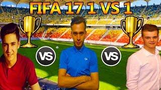 Turneul Campionilor - FIFA 17 1 vs 1