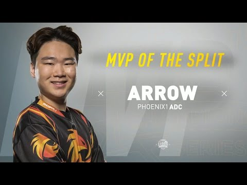 Interview with the MVP of S7 NA LCS Spring 2017 - P1 Arrow!