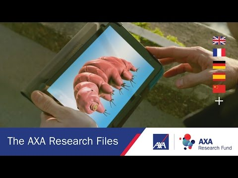 Organ donor research shows how Tardigrades could save lives | Ep#6 | AXA Research Fund