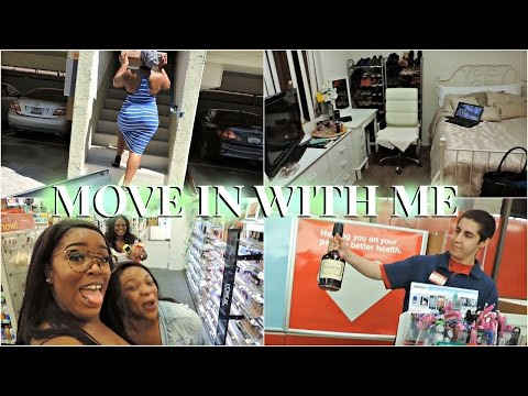 VLOG | FINALLY SETTLED! MOVE-IN WITH ME