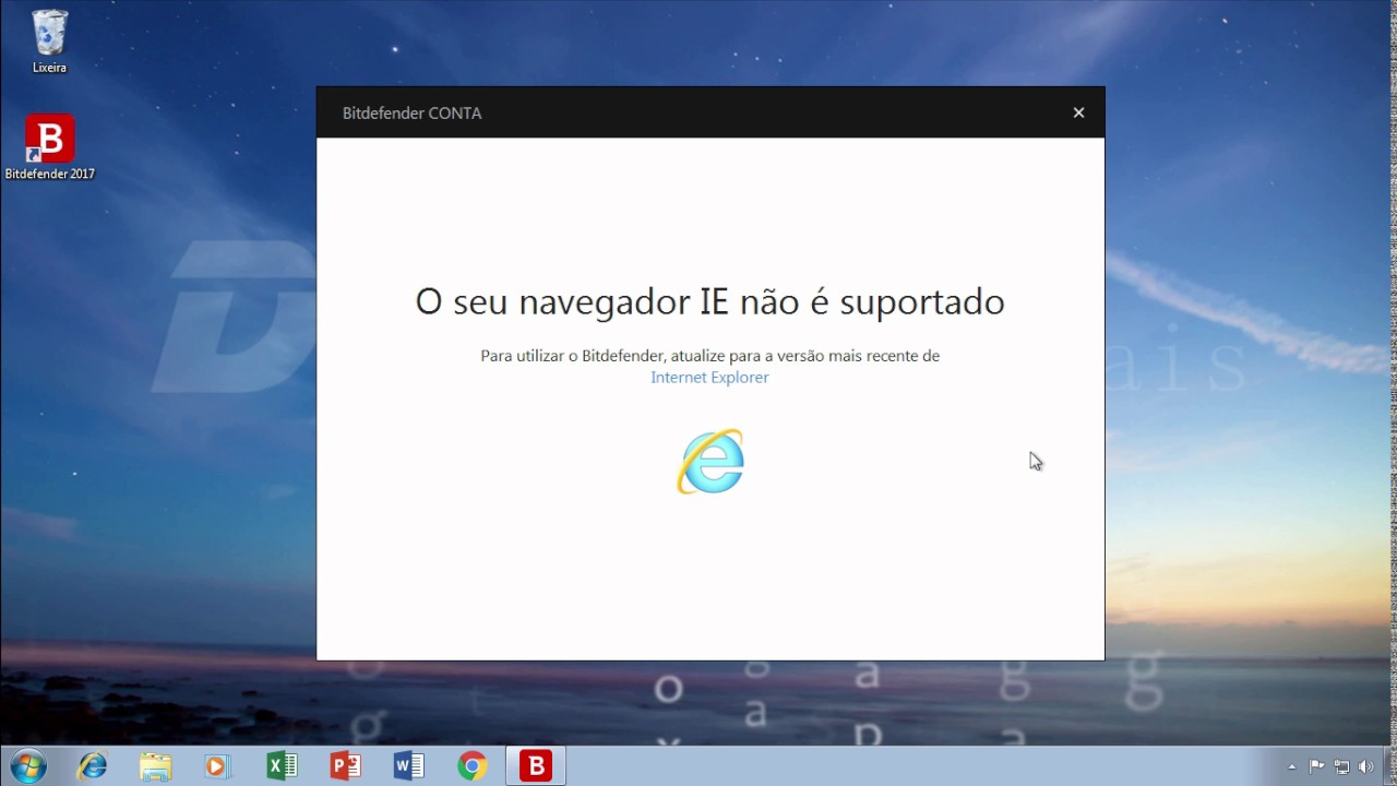 Internet explorer your browser is not supported kofc6810 us