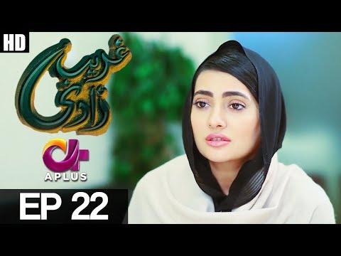 Ghareebzaadi - Episode 22 - A Plus ᴴᴰ Drama