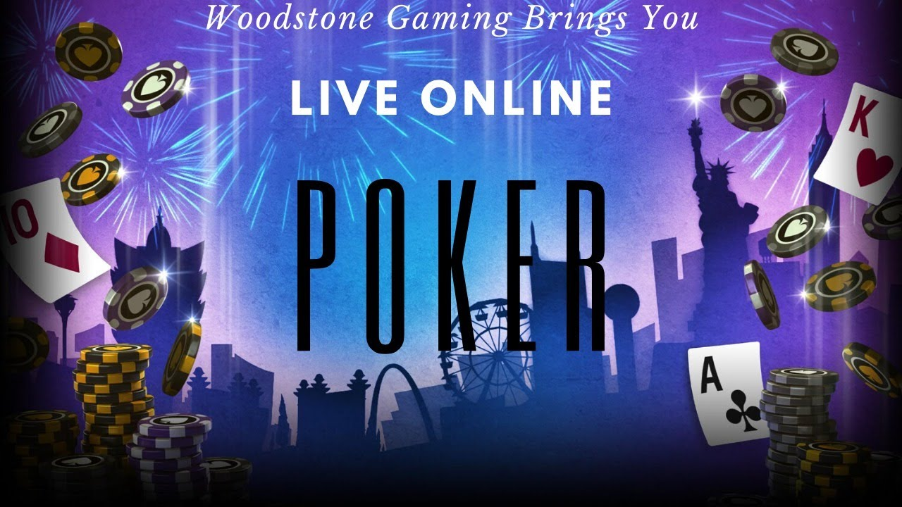 Live Poker Play on Party Poker - YouTube