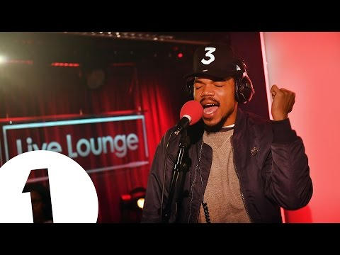 Thumbnail: Chance The Rapper - Feel No Ways (Drake cover) in the Live Lounge