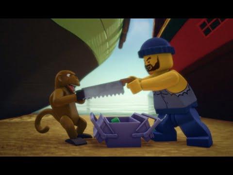 Tall Tale of Monkey Wretch - LEGO Ninjago