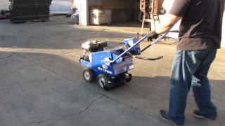 "Bluebird 18"" Sod Cutter Walk Behind 5.5hp Honda Engine SC550*"