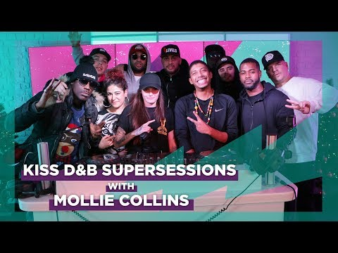 KISS D&B SUPERSESSIONS WITH MOLLIE COLLINS – XMAS SPECIAL