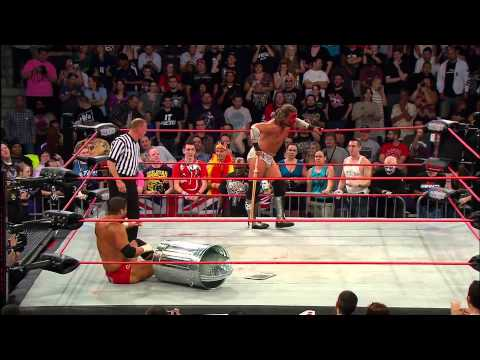 Bound For Glory 2012: James Storm vs. Bobby Roode - Street Fight