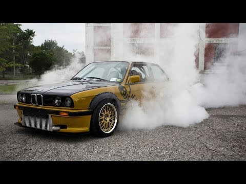 1987 BMW E30 GTR RB26DETT 495 HP Custom Build Project