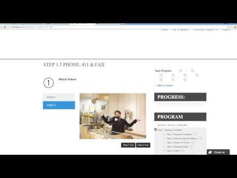 Finance Suite Walkthrough