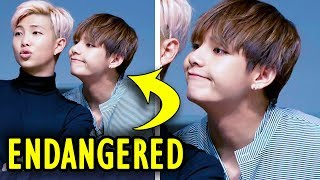 Let's protect Taehyung 😱