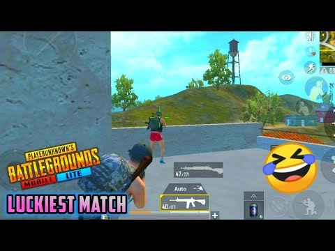 Luckiest Game Ever!  (PUBG MOBILE LITE) |MELODY GAMER