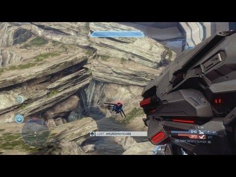 Halo 4 - Big Team Infinity Slayer - Multiplayer / War Games Gameplay