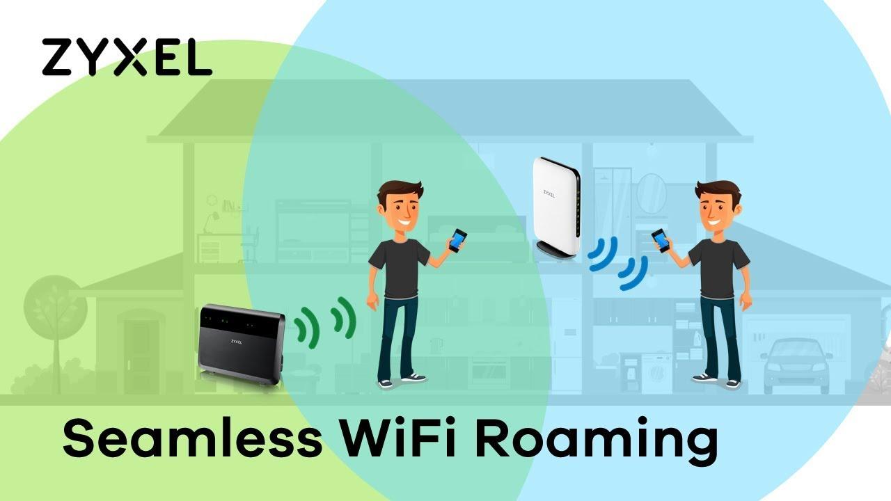 Zyxel Multy Pro Solution: Seamless WiFi Roaming at BBWF 2017