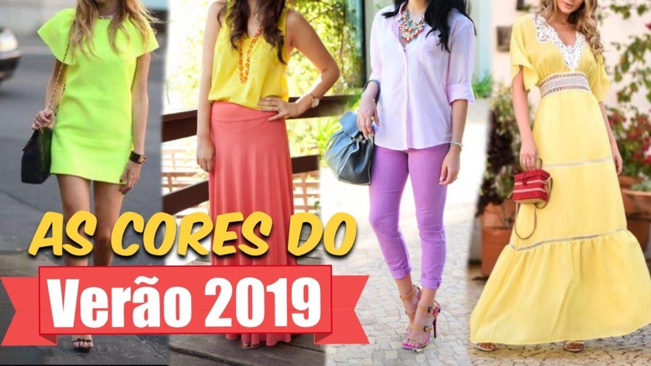 5b064ba62 Tendências Verão 2019 - CORES - por Duda Accioly - YouTube